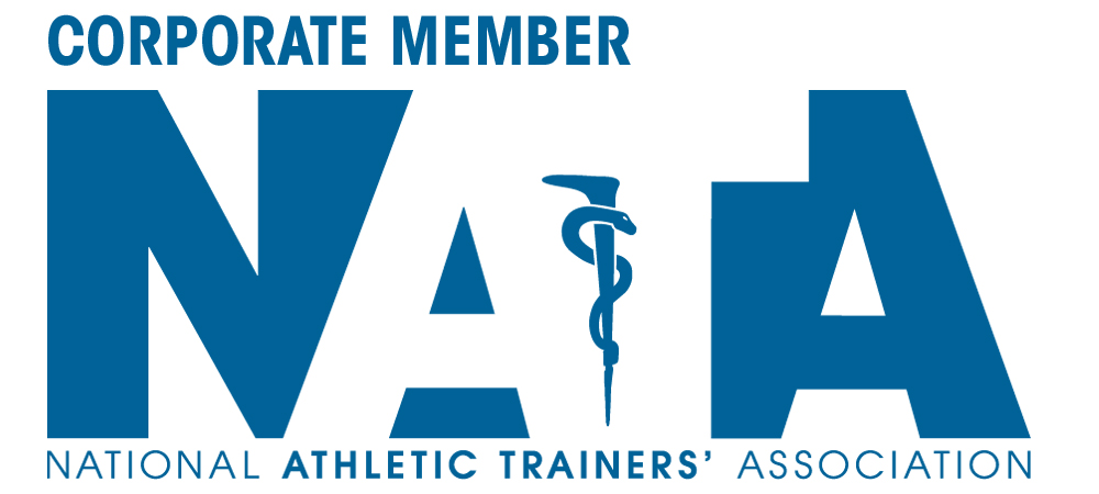 Bailey is a Gold Corporate member of the National Athletic Trainers Association